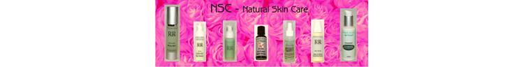 RR201 RR300 NSC - Natural Skin Care